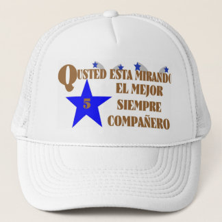 70Best  Ever 5-Star Companero Trucker Hat