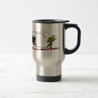 70ème anniversary of the Normandy landing of Norma Travel Mug