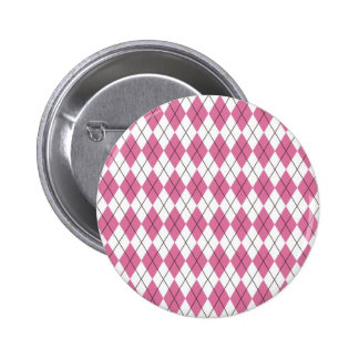 70er Muster Pinky 2 Inch Round Button
