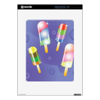 70Ice Cream _rasterized Decals For The iPad