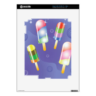 70Ice Cream _rasterized Skins For The iPad 2