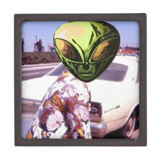 70s alien gal premium trinket box