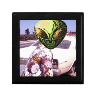 70s alien gal trinket box