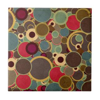 70s ART DESIGN Tile