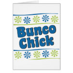 70's Bunco Chick Cards