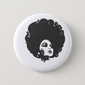 70s Chick Button