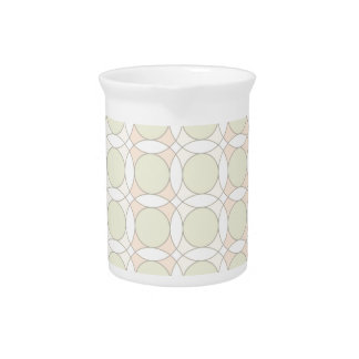 70s design circles pitchers