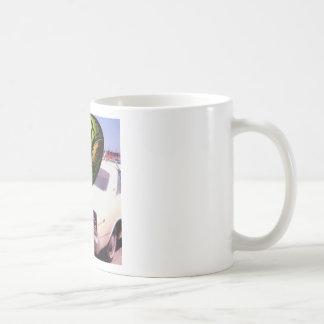 70s extranjero galón taza de café