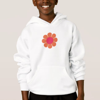70's Flower Power Hoodie