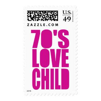 70's Love Child Stamp