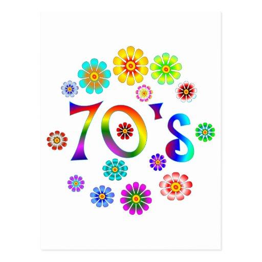70s Love Postcard
