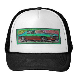 70s Muscle Car Trucker Hat