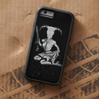 70's pin-up skull tough xtreme iPhone 6 case