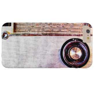 70's radio barely there iPhone 6 plus case