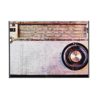 70's radio iPad mini case