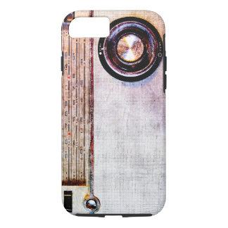 70's radio iPhone 8/7 case