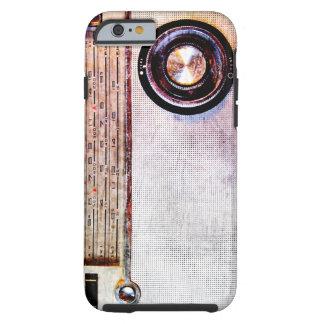 70's radio tough iPhone 6 case