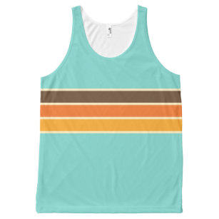 72f43f55c10b3a 70 s Retro Inspired Beach Chest Stripes All-Over-Print Tank Top