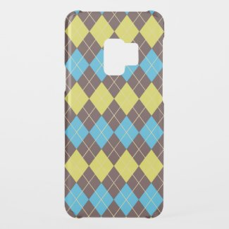 70s Scottish Tartan-Pattern Uncommon Samsung Galaxy S9 Case