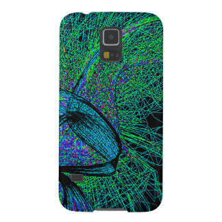 70's shroom love case for galaxy s5