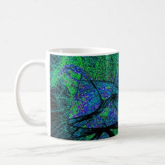 70's shroom love coffee mug