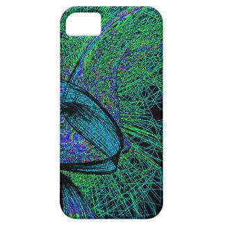 70's shroom love iPhone SE/5/5s case
