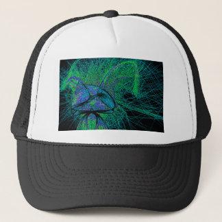 70's shroom love trucker hat