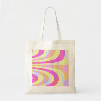 70's Swirls Tote Bag