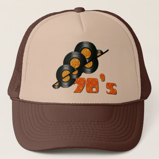 70 s trucker hat  ed4525ca893
