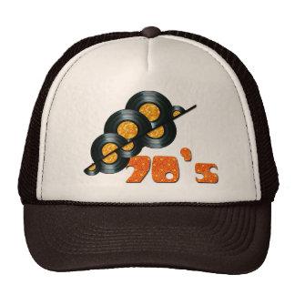 70's trucker hat