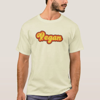 70s vegan T-Shirt