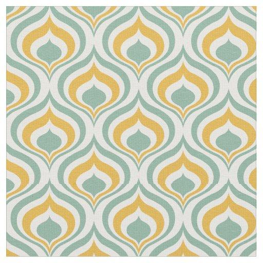 70 S Wallpaper Pattern Fabric Zazzle