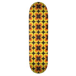 70s Wallpaper Skateboard Deck