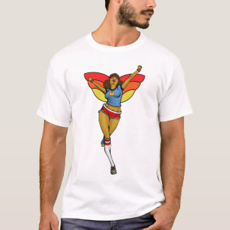 70s Workout Angel T-Shirt