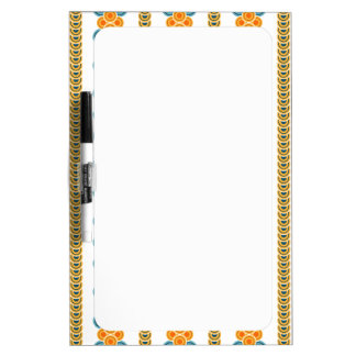 70s years circle rows Dry-Erase board