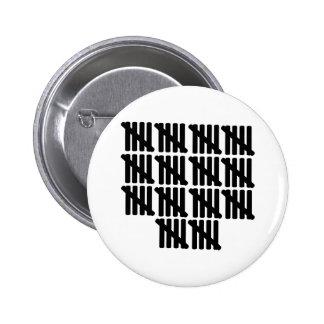 70th birthday button