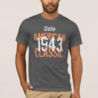 70th Birthday Gift 1943 American Classic T-Shirt