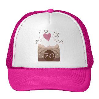 70th Birthday Gift Ideas For Her Trucker Hat