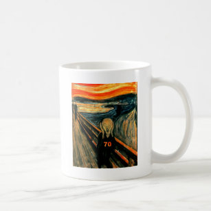 70th Birthday Gifts Coffee Mug