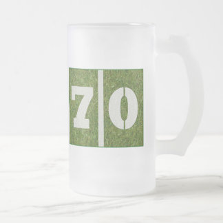 70th Birthday Glass Mug