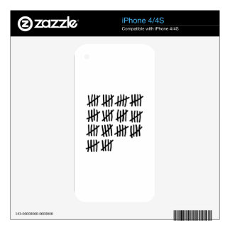 70th birthday skins for the iPhone 4