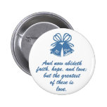70th Wedding Anniversary Buttons