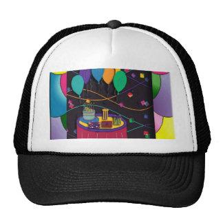 70thsurprisepartyyinvitationballoons copy mesh hats