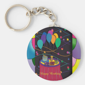 70thsurprisepartyyinvitationballoons copy keychain
