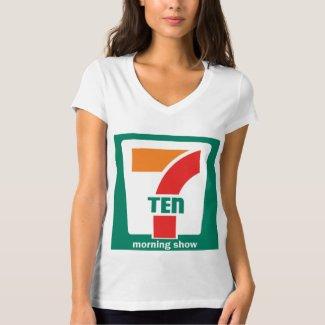 710 Morning Show Ladies T T-Shirt