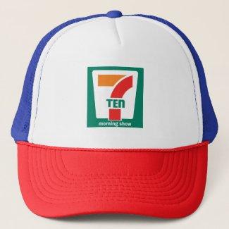 710 Morning Show Men's Tee Trucker Hat