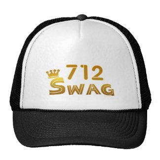 712 Iowa Swag Trucker Hat