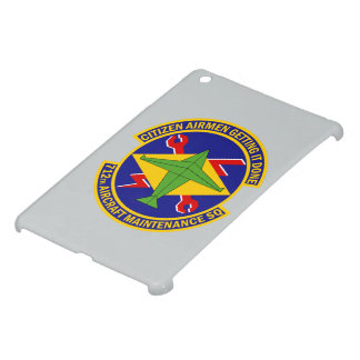712th Aircraft Maintenance Squadron iPad Mini Cover