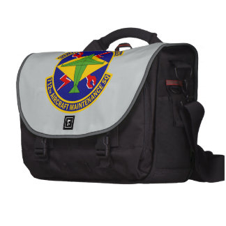 712th Aircraft Maintenance Squadron Bags For Laptop