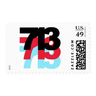 713 Area Code Postage